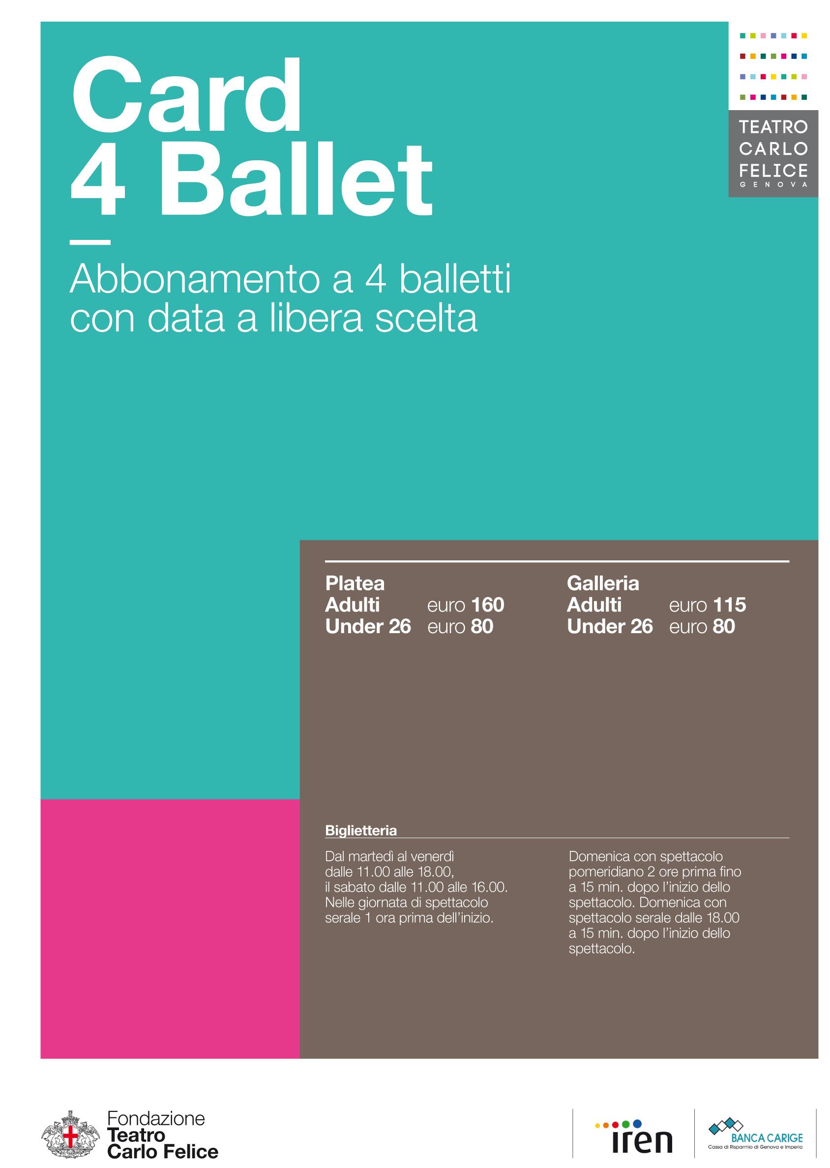 Ballet Card 1