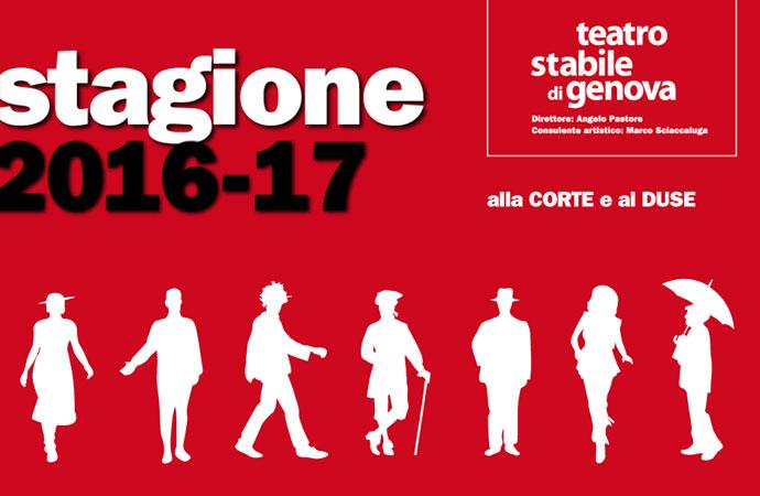 """La nuova stagione dello Stabile di Genova: promozione """"Conviene l'Estate"""""""