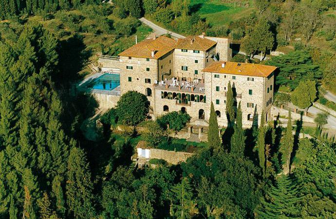Nuova convenzione: Villa Schiatti, Villa d'Epoca in Toscana