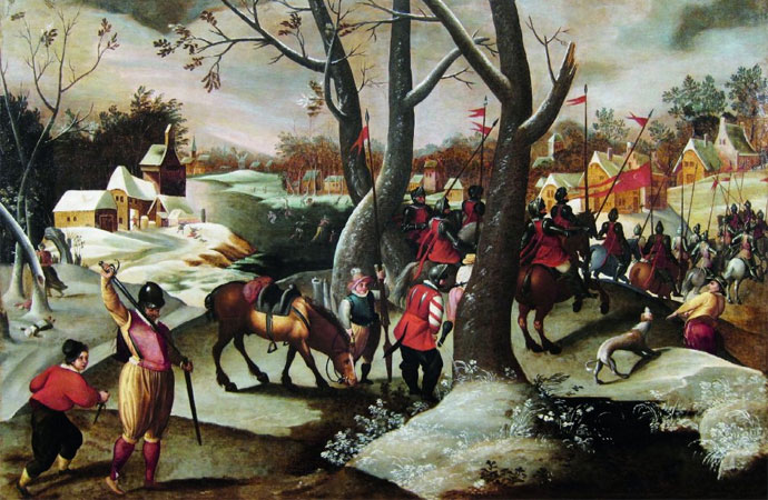 Con Cadmo Viaggi il 26/11 alla Reggia di Venaria per Brueghel e a Torino