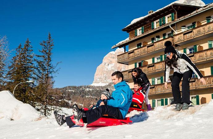 Settimana bianca a Cortina dal 26 febbraio al 5 marzo