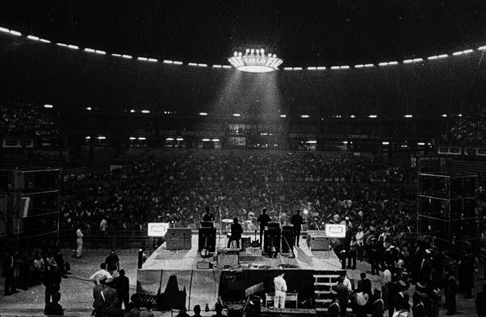E' uscito in DVD il documentario che racconta il concerto dei Beatles a Genova!
