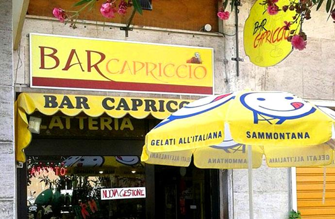 Nuova convenzione: Bar Capriccio, via Orsini