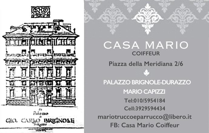 Nuova convenzione: Casa Mario Coiffeur