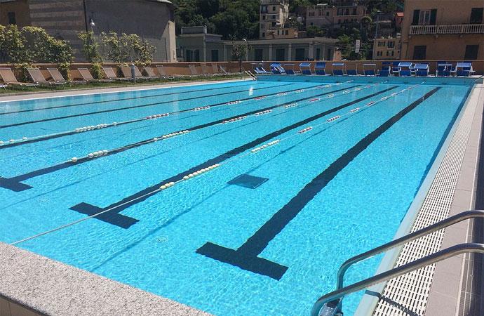 Nuova convenzione: Centro Nuoto Sestri