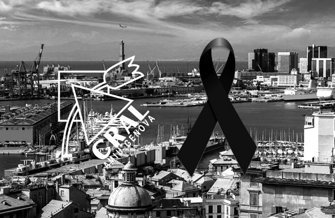 IlCral Amiu Genova è vicino al dolore delle famiglie e dei colleghi