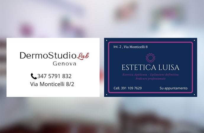 Nuove convenzioni: Estetica Luisa e Dermostudio estetica&medicale