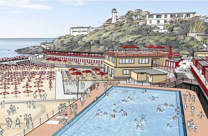Nuova convenzione: Bagni San Nazaro