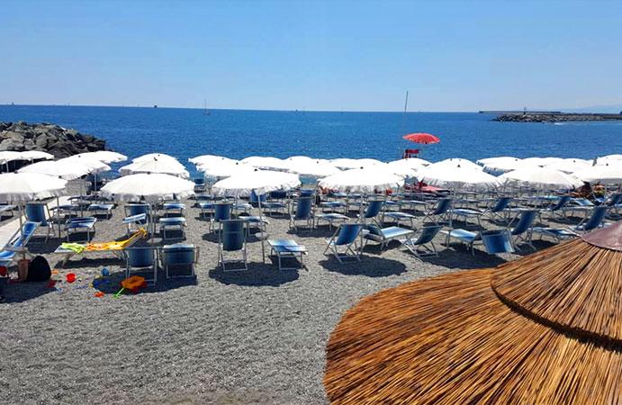 Nuova convenzione: Bagni Mediterranee Genova Pegli