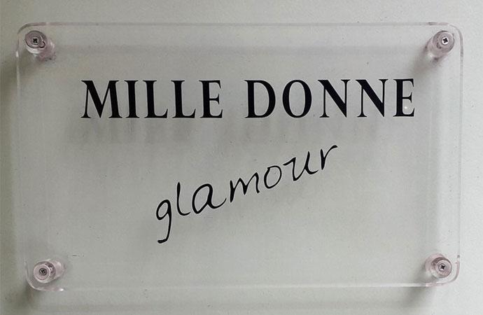 Nuova convenzione: Milledonne Glamour