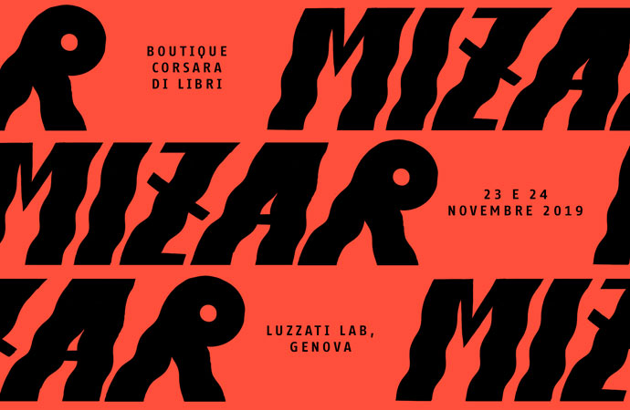 Mizar 2019, terza edizione della boutique corsara di libri